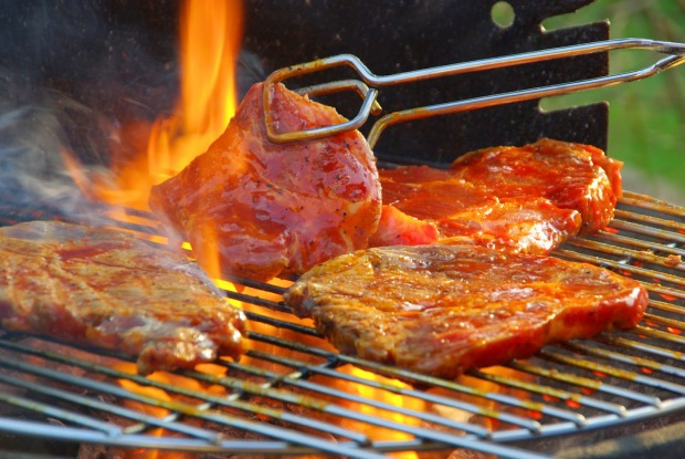 grill photo